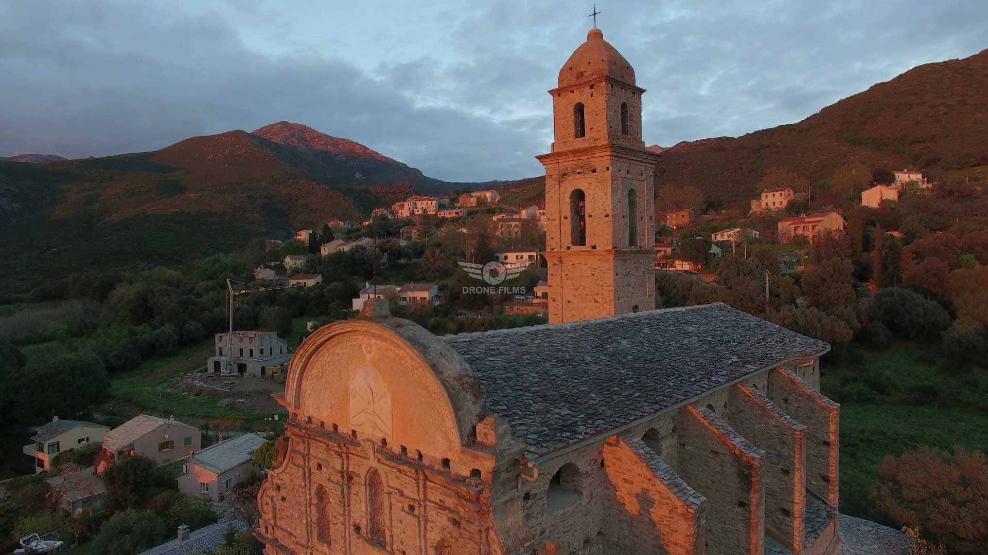 Tourisme - Patrimoine - Drone-Films